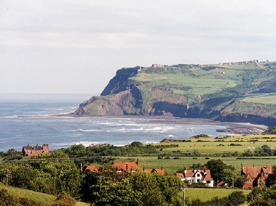 View Robin Hoods Bay
